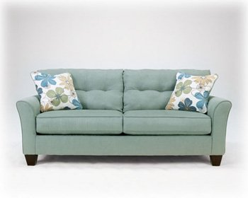 Signature design by ashley kylee lagoon sofa best sofas for Ashley kylee chaise lounge