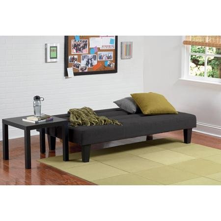 Futon Sofa Bed Can Also Make a Great Piece of Home Office Furniture, a  Modern Convertible Sleeper Lounge Couch. This Convertible Sofa Bed Is  Complete, ...