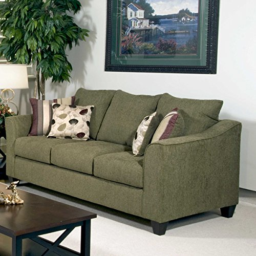 Serta Sofa Extremely Comfortable Very Sturdy Fabric Sofa