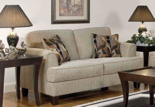 Roundhill furniture soprano radical texture loveseat set for Buy sofa online usa