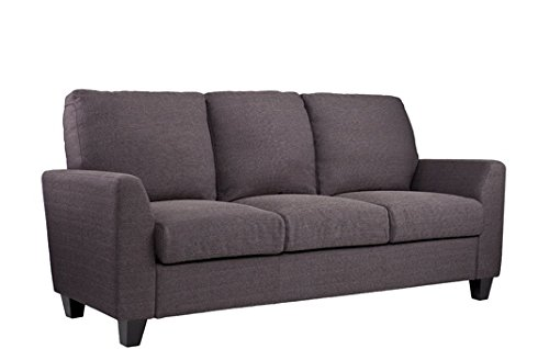 Sofa in anthracite finish best sofas online usa - Sofa antraciet ...